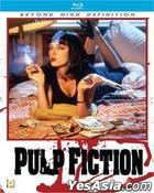 Pulp Fiction (Blu-ray) (Hong Kong Version)