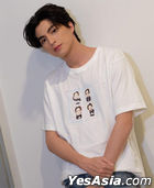 GOLY.BKK x Gulf Kanawut - T-Shirt (White) (Size M)