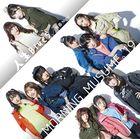 Jinsei Blues/ Seishun Night [Type A] (SINGLE+DVD)  (First Press Limited Edition) (Japan Version)