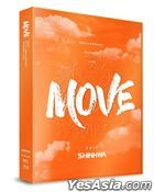 SHINHWA 19TH ANNIVERSARY SUMMER LIVE - MOVE (Blu-ray) (2-Disc) (Digipack + Special Booklet + Photocard + Lenticular Card) (Korea Version)
