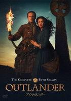Outlander Season 5 DVD Complete Box (Japan Version)