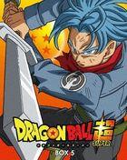 Dragon Ball Super (DVD) (Box 5) (Japan Version)