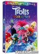 Trolls World Tour (2020) (DVD) (Hong Kong Version)