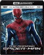 The Amazing Spider-man (4K Ultra HD + Blu-ray) (Japan Version)