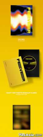 ATEEZ Mini Album Vol. 6 - ZERO: FEVER Part.2 (DIARY Version)