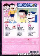 Doraemon (DVD) (Ep. 25-48) (Hong Kong Version)