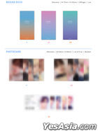 TXT - minisode1 : Blue Hour (R + AR + VR Version) + 3 Posters in Tube