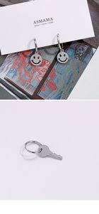 Winner : Mino Style - Rowan Single Ring Ear Cuff (Key)