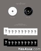 Park Ji Hoon Mini Album Vol. 3 - The W (Blanc Version) + Poster in Tube (Blanc Version)