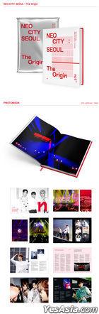 NCT 127 1st Tour NEO CITY : SEOUL – The Origin Concert (Photobook + Live Album + Lyrics Book + Photo Card) (Korea Version)