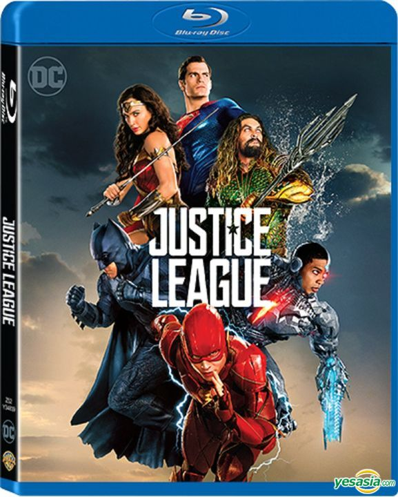 Yesasia Justice League 2017 Blu Ray Hong Kong Version Blu Ray Gal Gadot Ben Affleck Warner Home Video Hk Western World Movies Videos Free Shipping North America Site