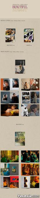 Super Junior: Ye Sung Mini Album Vol. 4 (Photo Book Version) (Random Version)