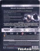 The Dark Knight Rises (2012) (4K Ultra HD + 2 Blu-ray) (3-Disc Edition) (Hong Kong Version)