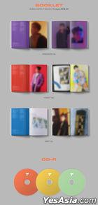 EXO: Baek Hyun Mini Album Vol. 2 - Delight (Cinnamon + Honey + Mint Version) + 3 Posters in Tube