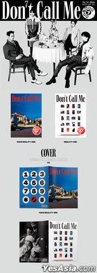 SHINee Vol. 7 - Don't Call Me (PhotoBook Version) (FAKE REALITY Version)