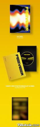 ATEEZ Mini Album Vol. 6 - ZERO: FEVER Part.2 (DIARY Version) + Poster in Tube (DIARY Version)