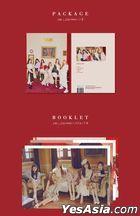 (G)I-DLE Mini Album Vol. 2 - I made + Poster in Tube