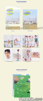 TOO Mini Album Vol. 2 - Running TOOgether + Poster in Tube