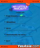 fromis_9 Mini Album Vol. 3 - My Little Society (My account Version)