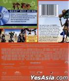 Rango (2011) (Blu-ray) (Hong Kong Version)
