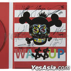 Wassup Mini Album Vol. 2 - Showtime (All Members Autographed CD) (Limited Edition)