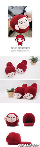 A Korean Odyssey - Son Yook Gong Punchmong Slippers (270mm)