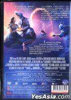 Aladdin (2019) (DVD) (Hong Kong Version)