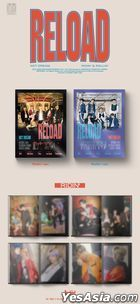 NCT Dream - Reload (Ridin' Version) + Poster in Tube (Ridin' Version)