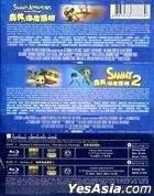 Sammy's Adventures 2 in 1 Collection (Blu-ray) (Hong Kong Version)