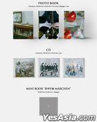 GFRIEND Mini Album Vol. 9 - Song of the Sirens (Apple Version) + Random First Press Photo Card Set + Random Poster in Tube