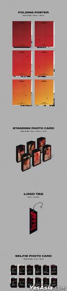 P1Harmony Mini Album Vol. 1 - DISHARMONY : STAND OUT
