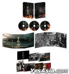 The Battleship Island (3DVD) (Korea Version)
