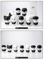BTS Hip Hop Monster Goods - Figure (16cm) (Jung Kook)