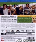 Ted (2012) (DVD) (Hong Kong Version)