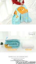 Kakao Friends Little Big Blanket (Ryan)