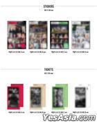 Loona Mini Album Vol. 3 - 12:00 (A + B + C + D Version)