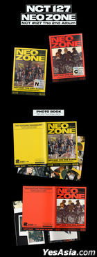 NCT 127 Vol. 2 - NCT #127 Neo Zone (C Version)