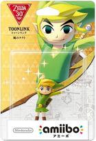 amiibo Toon Link (風之指揮棒) (薩爾達傳說系列) (日本版) (再販)