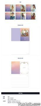Gfriend Official Goods - Note Set (Um Ji)