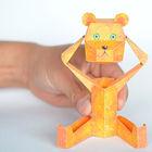 Paper Craft: Teddy Bear