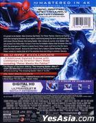 The Amazing Spider-Man 2 (2014) (Blu-ray + DVD + UltraViolet) (US Version)