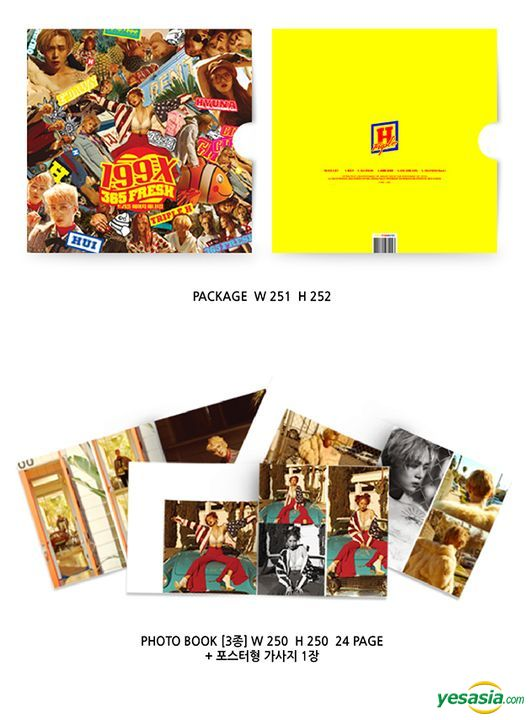 Yesasia Triple H Mini Album Vol 1 199x Cd Triple H Kakao Entertainment Kakao M Korean Music Free Shipping North America Site