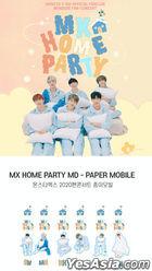 Monsta X 2020 Fan Concert 'MX Home Party' Official Goods - Paper Mobile (Joohoney)