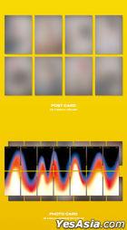 ATEEZ Mini Album Vol. 6 - ZERO: FEVER Part.2 (A + Z + DIARY Version) + 3 Posters in Tube
