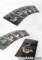 2PM 6nights ZooPM Key Ring (Channana)