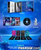 Frozen II (Blu-ray) (Steelbook Limited Edition) (Korea Version)