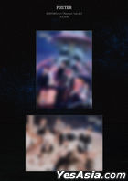 ONF Mini Album Vol. 5 - SPIN OFF + Random Poster in Tube