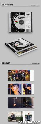 ONF Mini Album Vol. 4 - GO LIVE