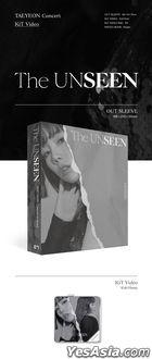 Tae Yeon Concert - The UNSEEN (Kihno KiT Video + Photobook) (Korea Version)