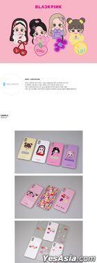 YG Box 8 - BLACKPINK Phone Case (Ji Soo) (iPhone X)